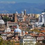 Vittoriano - Panoramic view