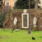 Achemichal door - Piazza Vittorio - Biancaluna B&B, Bed and Breakfast near Rome Termini Train Station