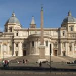 Chiesa Santa Maria Maggiore - Biancaluna B&B, Bed and Breakfast near Rome Termini Train Station