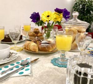 The Breakfast at Biancaluna B&B, Bed and Breakfast near Rome Termini Train Station