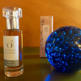 100% natural perfume