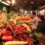 Mercato Piazza Vittorio - biancaluna Bed and Breakfast vicino Stazione Roma Termini