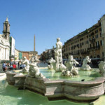 Piazza NAVONA - biancaluna Bed and Breakfast vicino Stazione Roma Termini