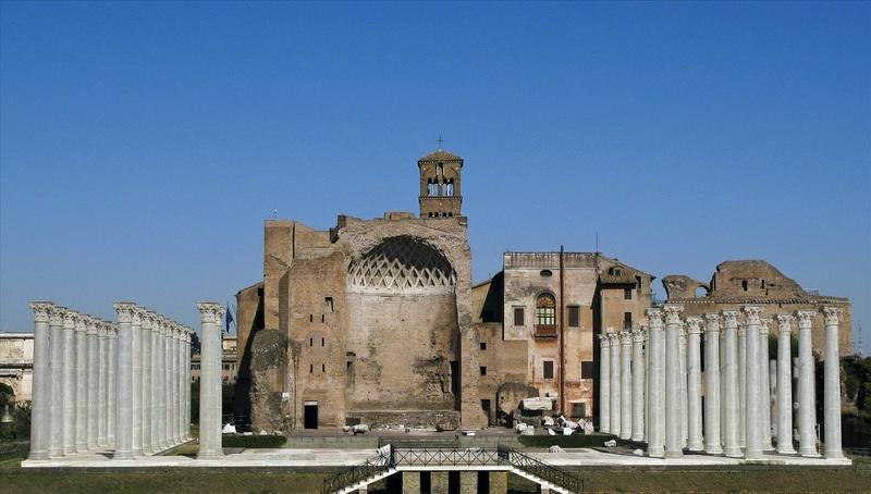Tempio di Venere e Domus Aurea vicino al biancaluna Bed and Breakfast Roma Stazione Termini