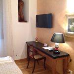 Camera Iosna - Biancaluna Bed and Breakfast vicino Stazione Roma Termini